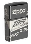 Зажигалка Zippo 49051 Logo Design ZIPPO
