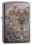 Зажигалка Zippo 49074 Elephant Fancy Fill Design ZIPPO