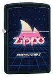 Зажигалка Zippo 49115 Black Matte