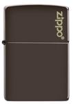 Зажигалка Zippo 49180ZL Brown Matte