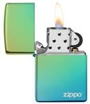 Зажигалка Zippo 49191ZL High Polish Teal