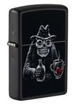 Зажигалка Zippo 49254 Bar Skull Design