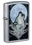Зажигалка Zippo 49261 Howling Wolf Design
