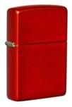 Зажигалка Zippo 49475 Classic Metallic Red