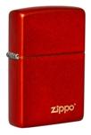 Зажигалка Zippo 49475ZL Classic Metallic Red