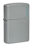 Зажигалка Zippo 49452ZL Classic Flat Grey ZIPPO