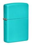 Зажигалка Zippo 49454 Classic Flat Turquoise ZIPPO
