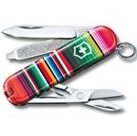 "Нож-брелок Victorinox 0.6223.L2101 Classic ""Mexican Zarape""  58мм"